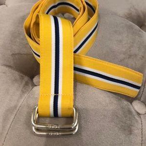 Belt by Ralph Lauren.